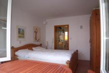 Ferienwohnung 3 im Erdgeschoss (Wohn- und Schlafbereich)